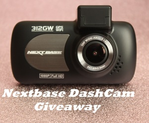 NextBase 312GW Dash Cam Review G