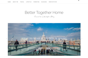 Better Together Home Blog