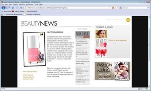 Harpers bazaar - Beauty News - Q