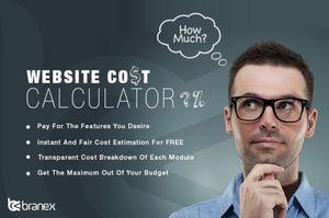web design Cost Calculator 2018