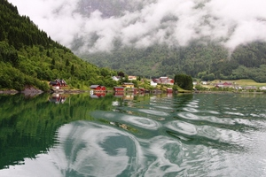 Norway fjord Copyright Linda Jac
