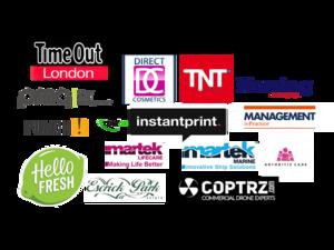 Logo group portfolio