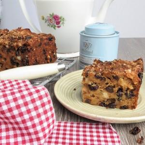 Gluten Free Bread Pudding 3