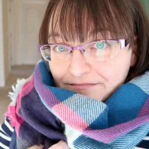 Joules Scarf Boo IG