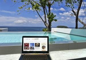 Luxury Columnist website