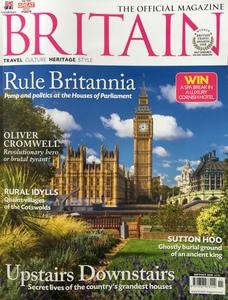 Britain cover Sept-Oct 2019