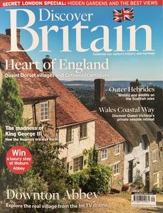 Discover Britain - Aug-Sept 2019