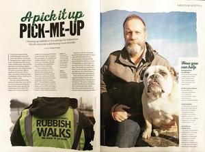 SuffolkMag - Rubbish Walks April