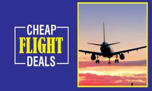 deals flight tickets
