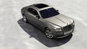 Rolls Royce Ghost - Supercar Dri