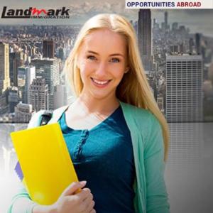 Study Abroad landmark immigratio