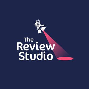 The Review Studio logo 2 col REV