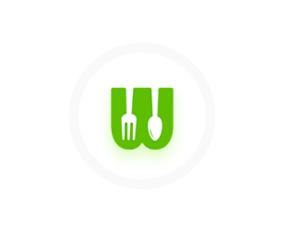 WooberlyEats Promotion Logo