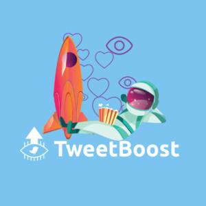logo tweetboost