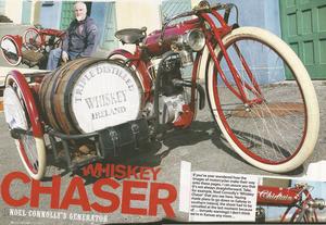 Whiskey chaser 1