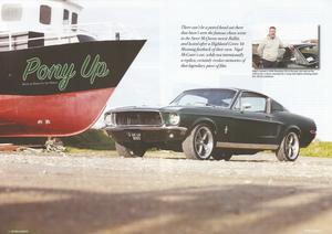 Mustang fastback 1