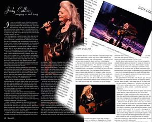 Judy Collins Maverick mag imager
