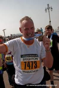 Fat Boy Slim. Brighton Marathon