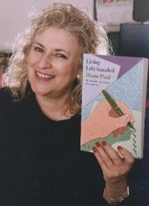 Diane Paul with Living Left-Handed