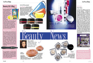 Beauty Page DPS Asian Woman Mag issue 3