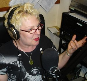 Author Broadcaster Tracey West