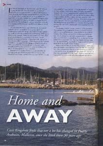 Puerto de Andraitx 20 years on