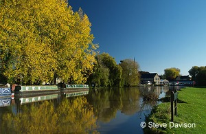 The River Thames at Lechlade-on-Thames
