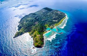 Travel Photography: Fregate Island