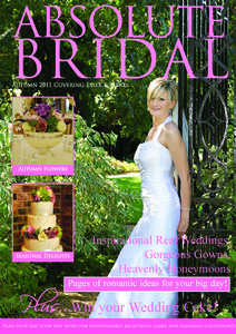 Absolute Bridal issue 1