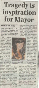 Solihull News - Mayor chooses charities