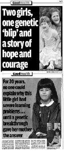 Daily Mail - two case studies