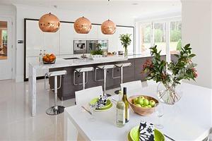 Ascot kitchen - advertising shoot