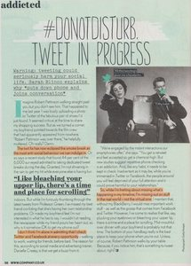 Company Magazine - Twitter Addition