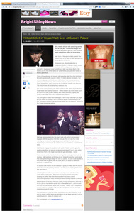 Matt Goss Vegas show review