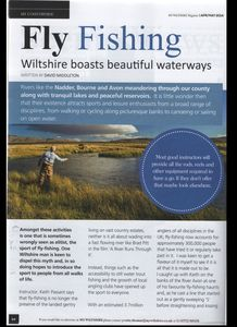 Fly Fishing Feature - My Wiltshire