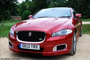 Jaguar XKR for DriveWrite Automotive