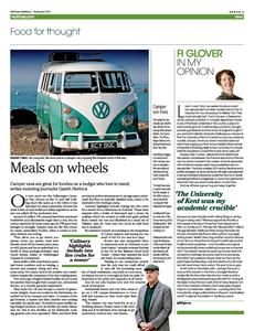 Camper van foodies - Waitrose We