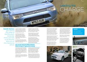 Mitsubishi Outlander PHEV - UK W