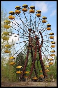 Travel Imagery - Pripyat Ukraine