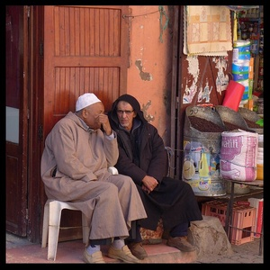 Travel Imagery - Marrakech Morocco