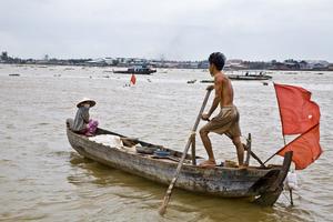 Mekong Delta Saigon Vietnam