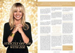 Sam Harrington-Lowe interview - Zoe Ball