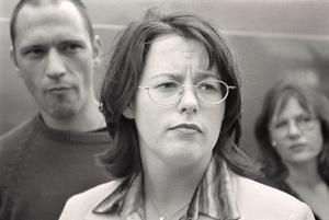 Michelle Gildernew ex MP Edinburgh.