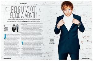 Ed Sheeran - Fabulous June 2014