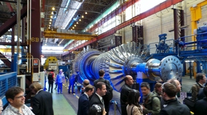GE France Turbine Factory at Belfort