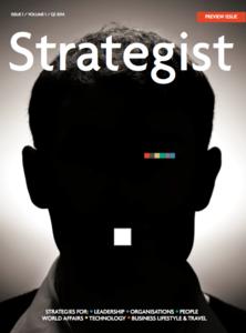 Strategist magazine #1