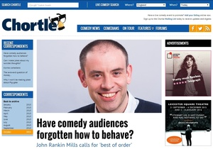Chortle UK Comedy Piece