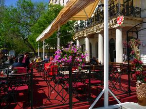 Coffee House in Bratislava
