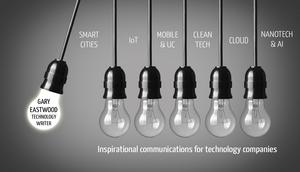 Gary Eastwood - Technology Copywriter & Communicat