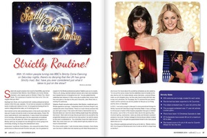 Strictly Come Dancing in SL magazine